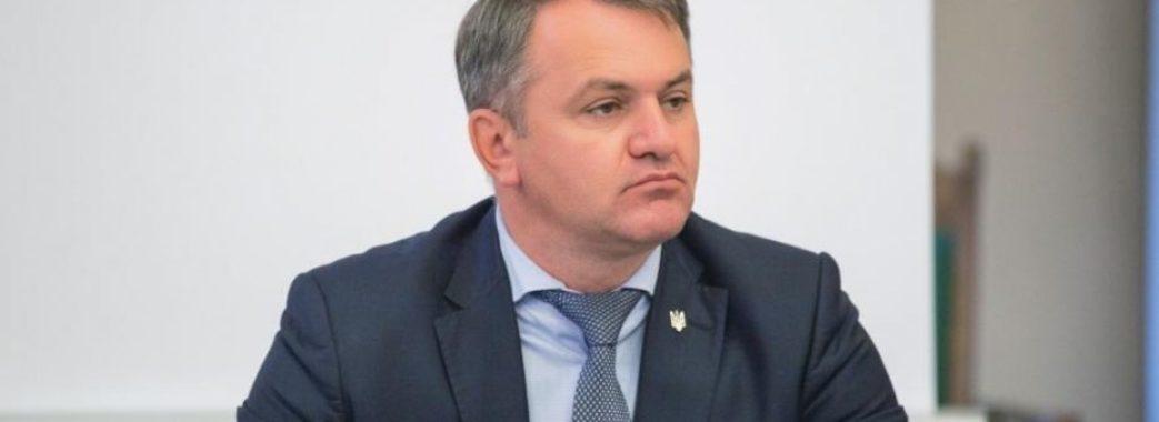 Олег Синютка потрапив до антирейтингу відповідальності