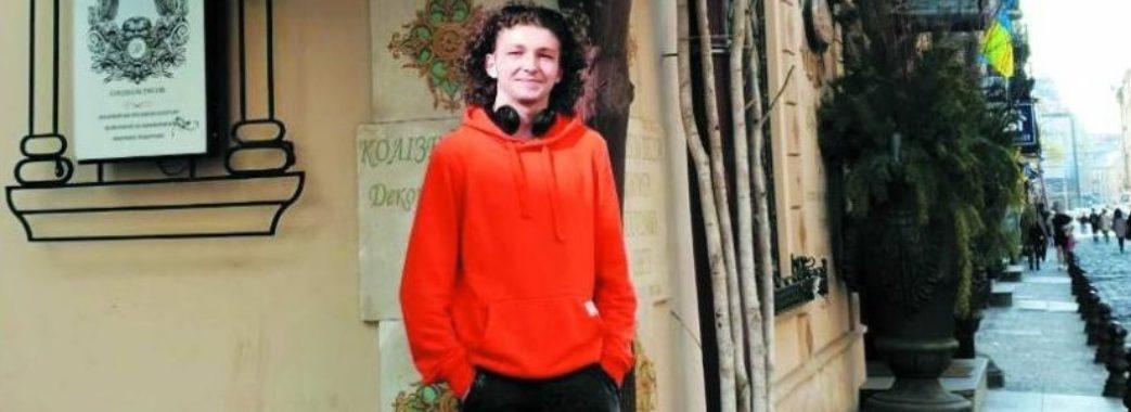 Львівський студент Володимир Андрієцький бореться з раком кісток: хлопцеві необхідна операція