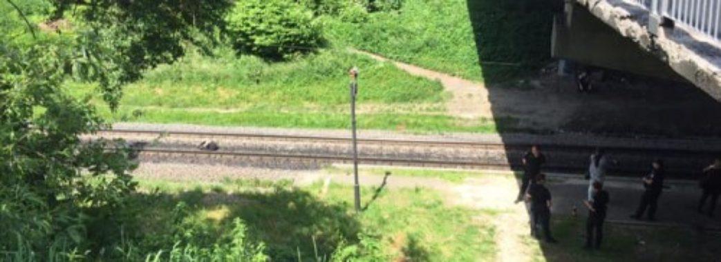 24-річний львів'янин кинувся під поїзд