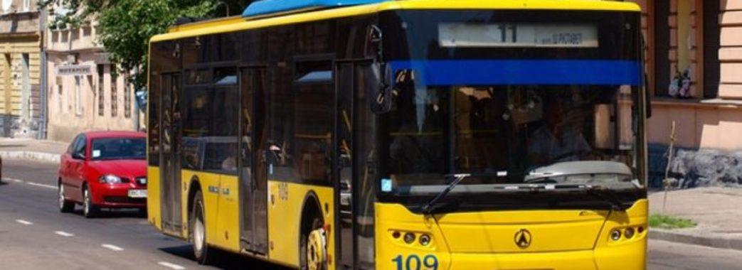 У Львові з 1 липня зміниться нумерація тролейбусних маршрутів