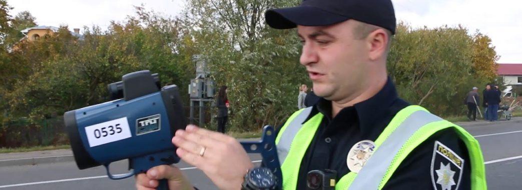 П'яний утікач від поліції з'їхав у кювет на Мостищині