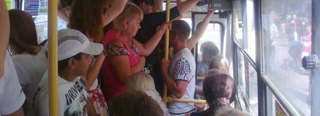 У Львові можуть заборонити громадський транспорт без кондиціонерів