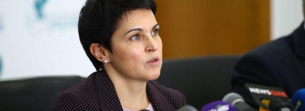 «Конституційний суд не може зупинити вибори», – Тетяна Сліпачук