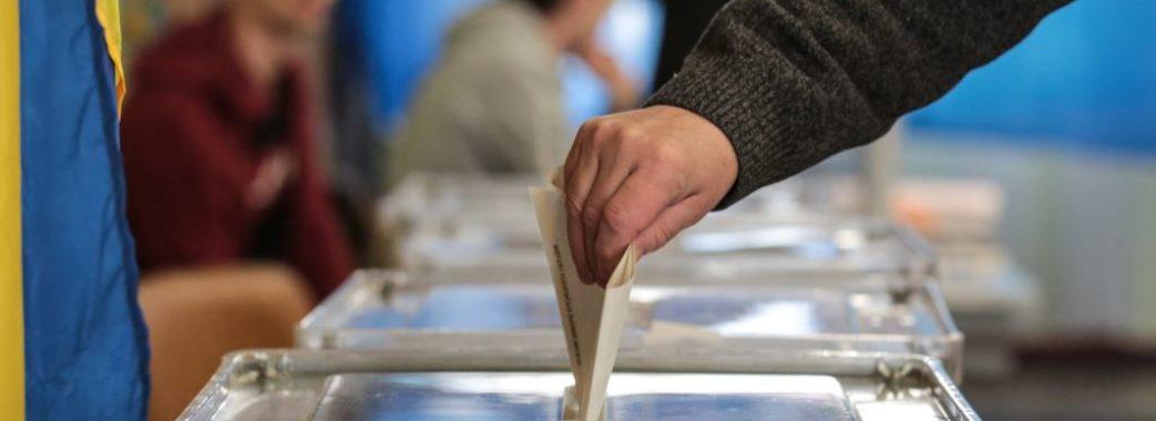 На Львівщині вже проголосували 32,45% виборців