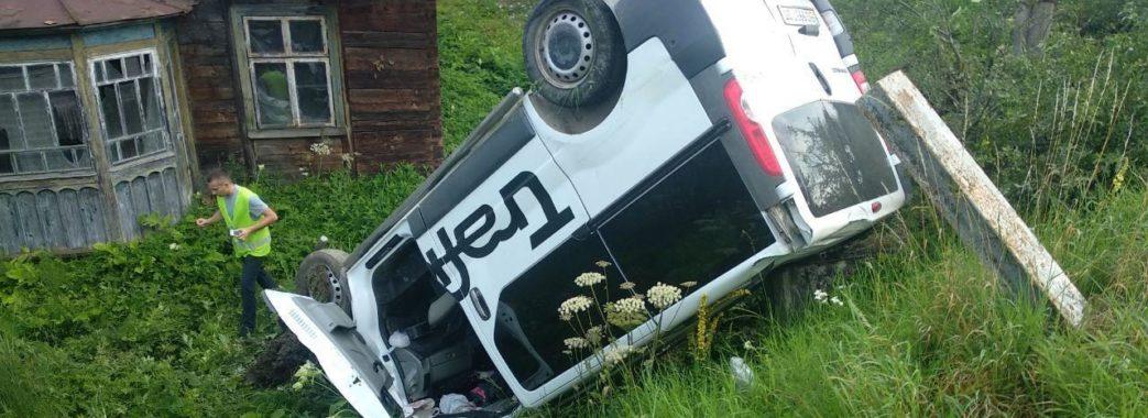 19-річний водій на Сколівщині вбив на зупинці маму і травмував її двох доньок