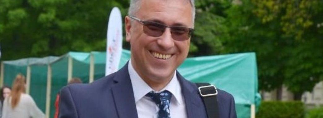 Керівником патронатної служби ЛОДА стане відомий журналіст Андрій Болкун