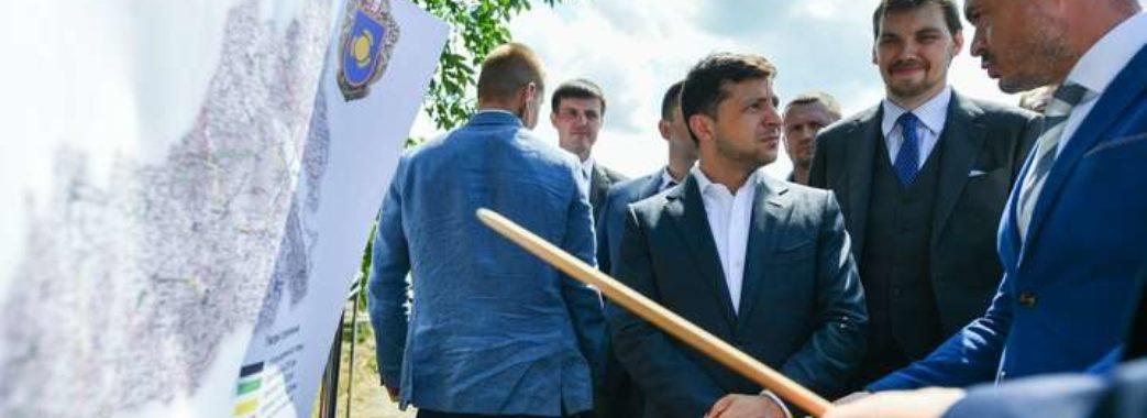 «Хто списки складає? Прокурор? Знущаєтеся?»: Зеленський в Черкасах (ВІДЕО)