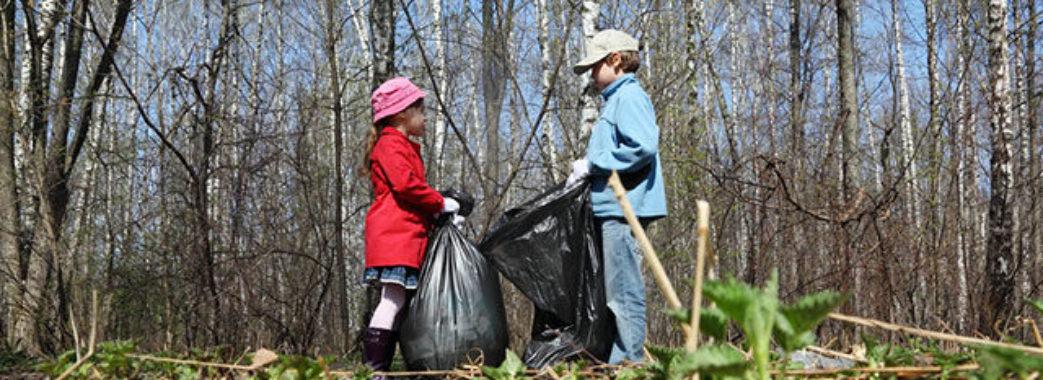 Львів`яни створили додаток, який допоможе очистити Карпати від сміття