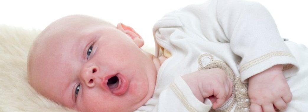 3-тижневе немовля зі Сколівщини заразилося кашлюком від старшого брата