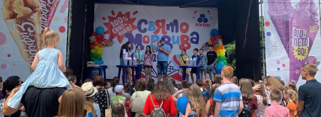 Дітей і дорослих запрошують на фестиваль морозива у Львові