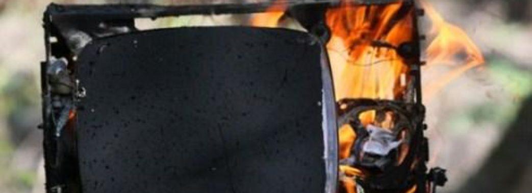 На Яворівщині уночі вибухнув телевізор: чоловікові вогонь обпік обличчя