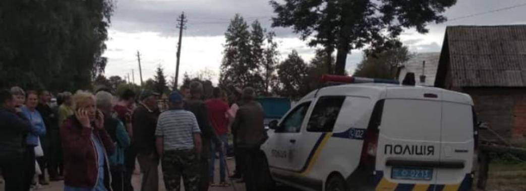 На Жовківщині чоловік втікав від поліцейських і загинув