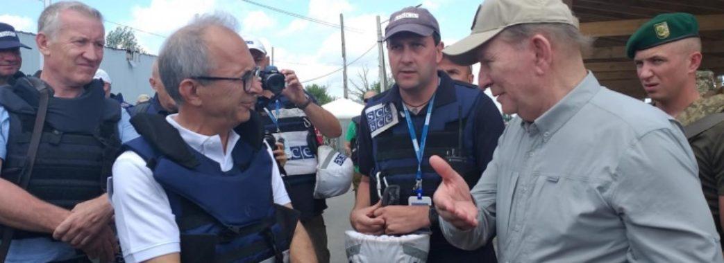В ОБСЄ заявили, що розведення сил у Станиці Луганській завершено