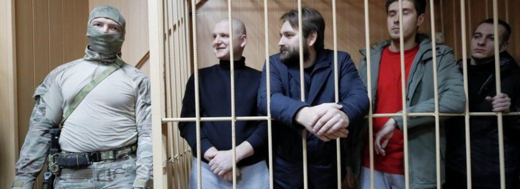 Російська сторона заперечила існування домовленостей про звільнення наших моряків