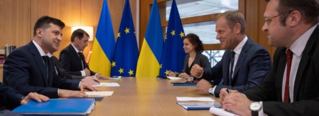 Європейський союз підтвердив намір надання Україні 500 мільйонів євро