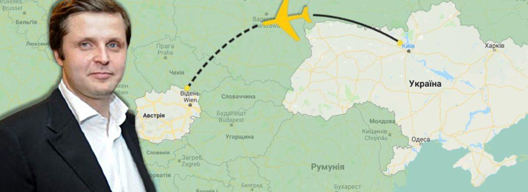 ЗМІ: Кум дружини Медведчука зі «Слуги народу» не має права йти в парламент по закону