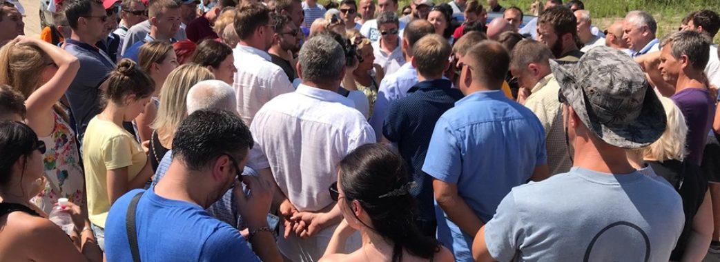 «Якщо завод вже запрацював – його дуже важко закрити»: винниківчани бояться потерпіти від цинку