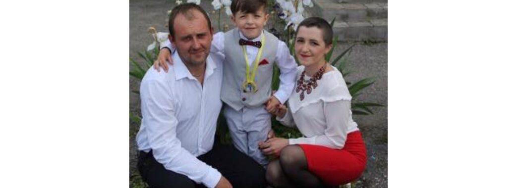 Оля Галабурда з Пустомитівщини потребує пересадки кісткового мозку: у неї рецидив