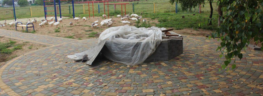 Перший сільський фонтан запрацює на Миколаївщині
