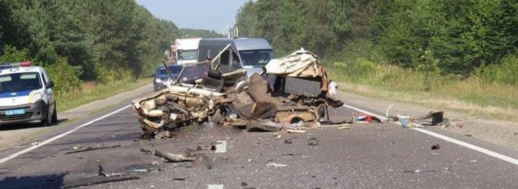 У потрійній ДТП на Яворівщині загинув 39-річний водій