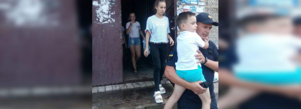 У Червонограді з пожежі врятували 11 осіб