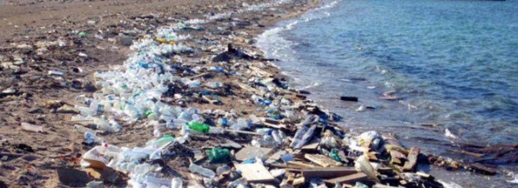 У Чорному морі вдвічі більше сміття, ніж у Середземному, – дослідження ЄС
