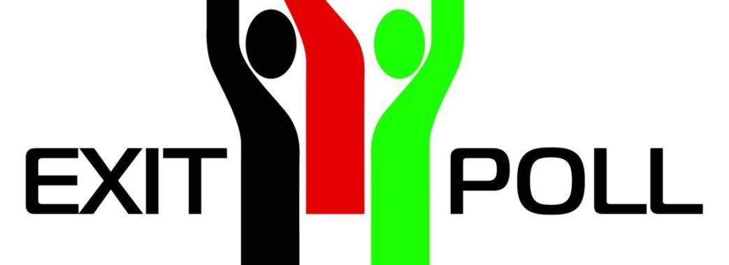 П'ятірка партій, які увійдуть до Парламенту: дані Національного екзит-полу