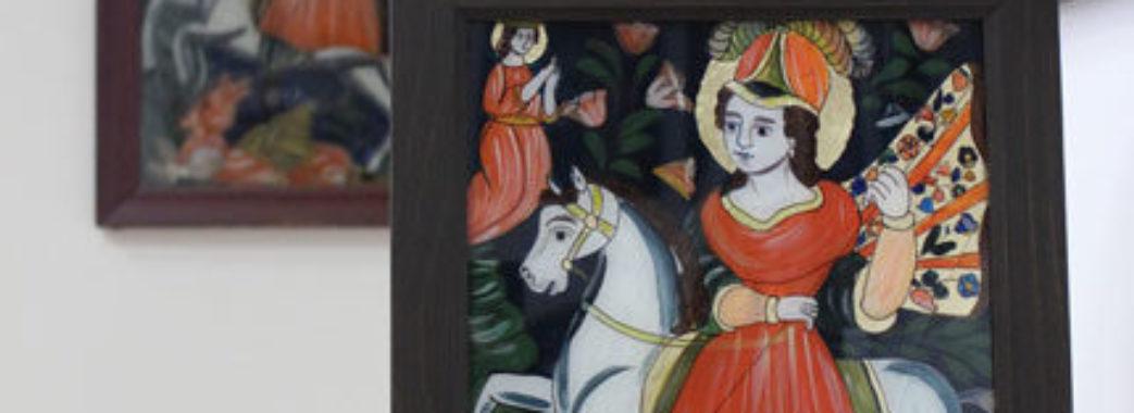 Близько 100 європейців у Львові малюватимуть ікону на склі