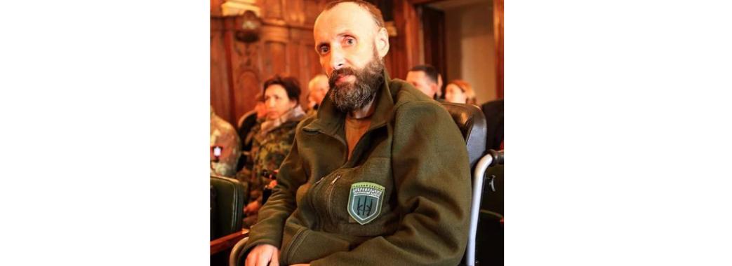 """""""Просив, щоб поховали по-військовому"""": у Стрию загинув учасник АТО"""