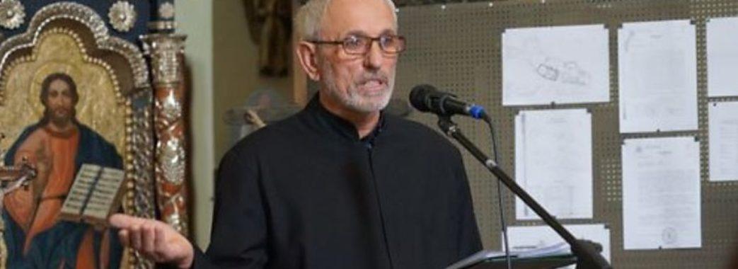 «Нехай я помру, але покажу світові неспроможність нашої влади»: львівський священник хоче оголосити голодування