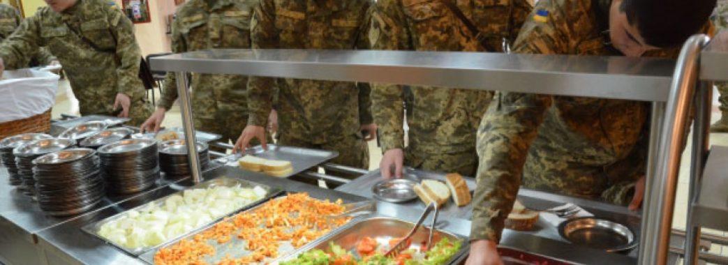 Суд заборонив годувати бійців української армії за стандартами НАТО