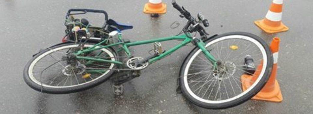 У Трускавці водій без прав наїхав на 7-річного велосипедиста