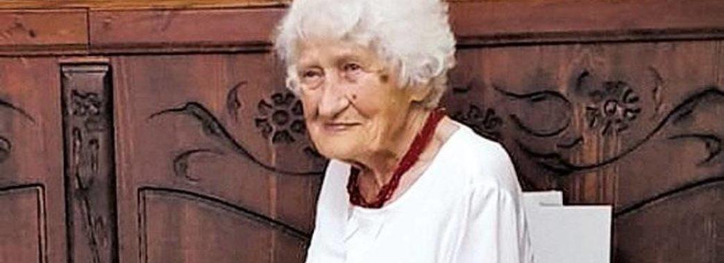 Діячка ОУН-УПА зі Львова відсвяткувала 101-й рік народження