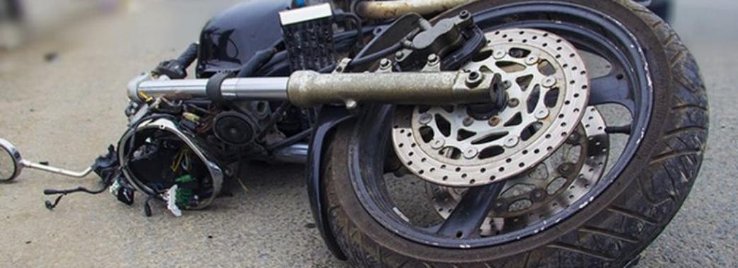 «Напередодні трагедії Роман розписався з дівчиною»: на Жовківщині загинув мотоцикліст