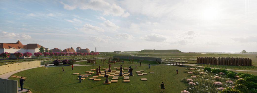 Парк, що переносить у минуле: на Пустомитівщині створять унікальне місце відпочинку