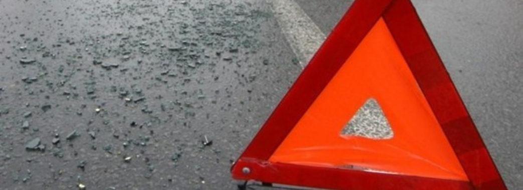 У Львові автомобіль патрульної поліції потрапив у ДТП