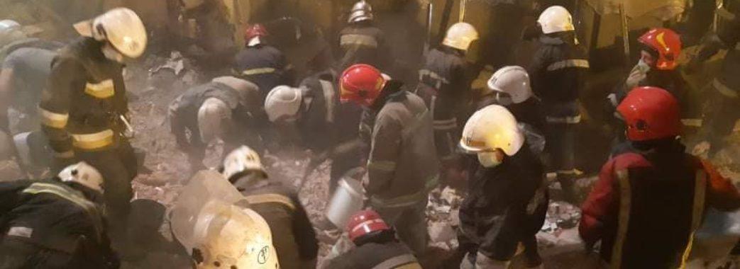 З-під обваленого будинку в Дрогобичі витягли вже вісім тіл загиблих
