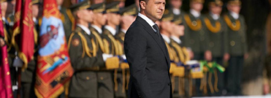 Зеленський просить Раду забрати в Авакова Нацгвардію та передати під контроль президента