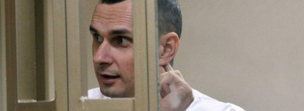 Олега Сєнцова етапували до Москви