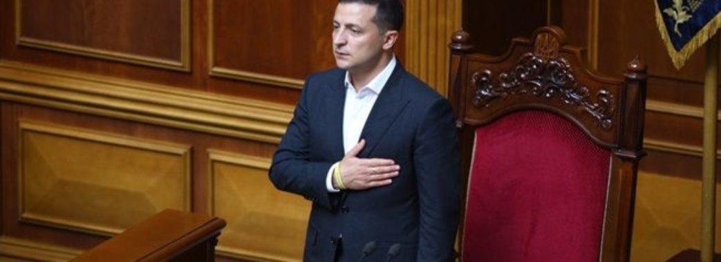Зеленський пригрозив Раді розпуском та вніс 19 законопроектів