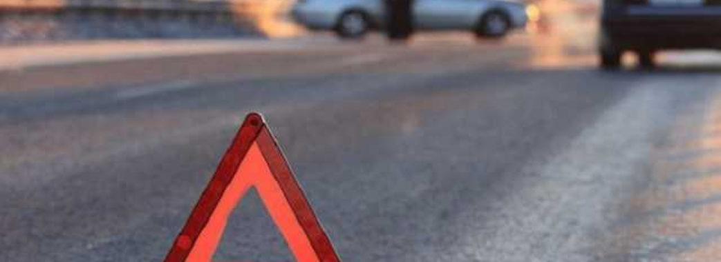 У Червонограді розшукують водія, що збив двох дітей