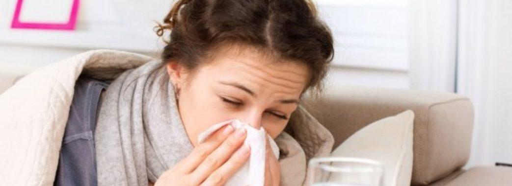 Цього року в Україні циркулюватимуть чотири штами грипу