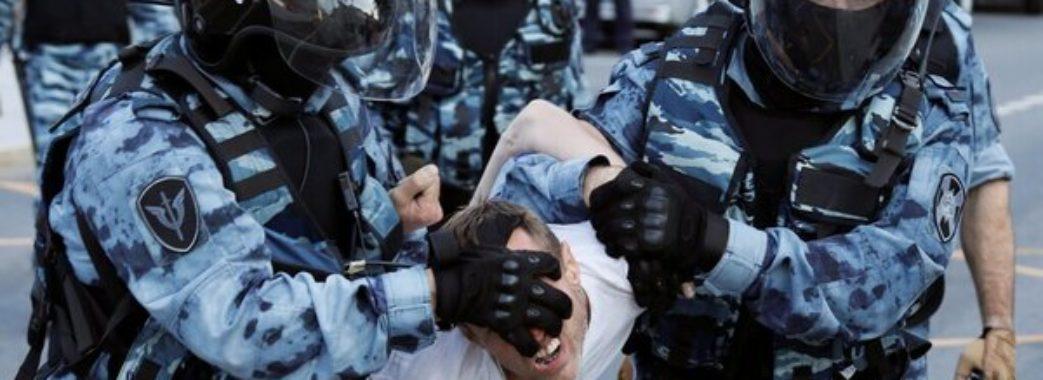 В Британії пропонують переглянути повернення Росії в ПАРЄ через протести у Москві