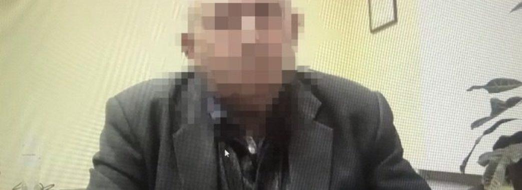 Львівський пенсіонер співпрацював із ворожою контрозвідкою проти України