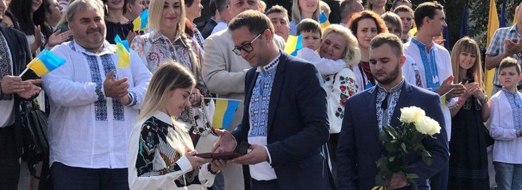 Львівську борчиню Юлію Хавалджи нагородили орденом княгині Ольги