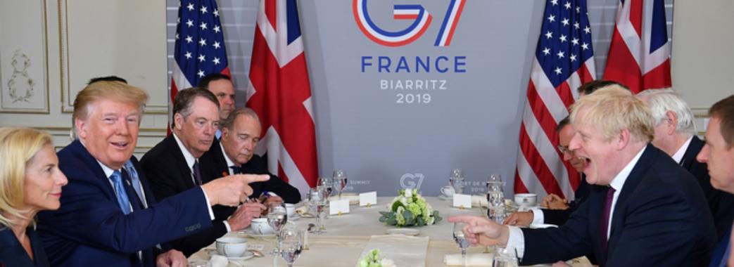 Путіна можуть запросити на G7 у США без згоди інших учасників – ЗМІ