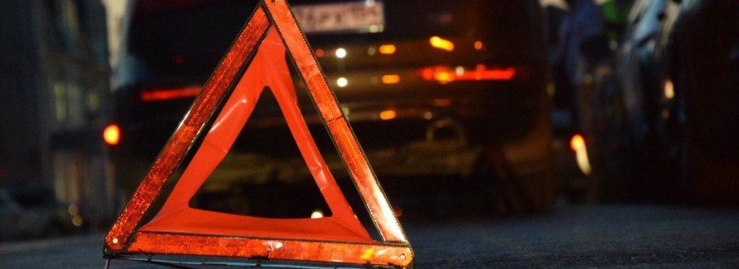 Поліцейські просять допомогти знайти водія-втікача, що вчинив ДТП на Самбірщині