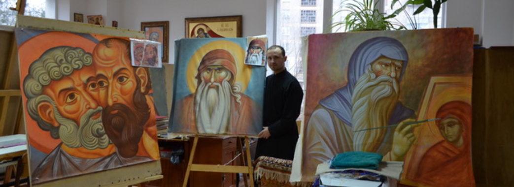 На Старосамбірщині запрошують підлітків у школу іконопису