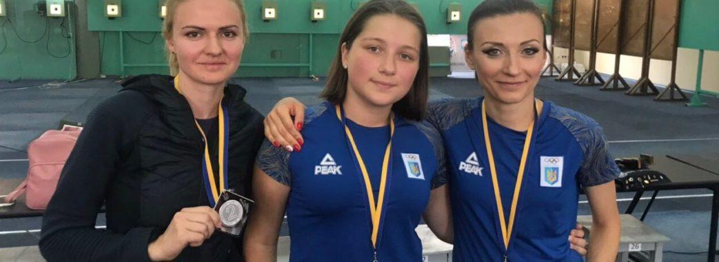 Львівські майстри кульової стрільби — цьогорічні чемпіони України