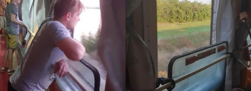 Пасажири погрожували зупинити поїзд «Львів-Маріуполь»: у вагонах – спека